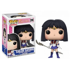 Figurine Sailor Moon - Sailor Saturn Pop 10cm