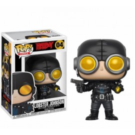Figurine Hellboy - Lobster Johnson Pop 10cm