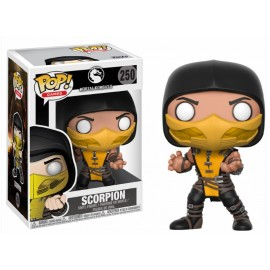 Figurine Mortal Kombat X - Scorpion Pop 10cm