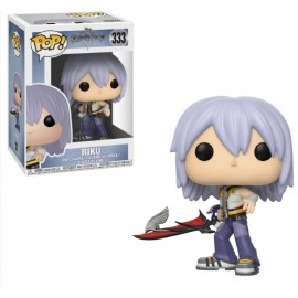 Figurine Kingdom Hearts - Riku Pop 10cm