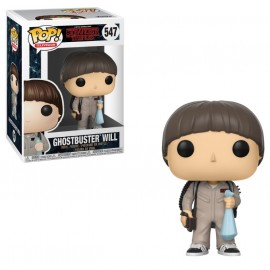 Figurine Stranger Things - Will Ghostbuster Pop 10 cm