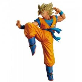 Figurine Dragon Ball Super - FES !! Recolor Super Saiyan Son Gokou 20cm Vol.2