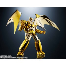 Figurine Mazinger Z - Tamashii Nations World Tour Exclusives Shin Mazinger Z Gold Version