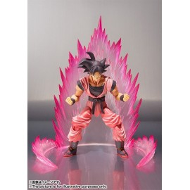 Figurine Dragon Ball Z - Tamashii Nations World Tour Exclusives Son Gokou Kaiohken Version S.H.Figuarts