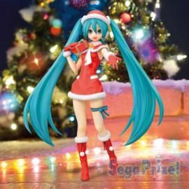 Figurine Hatsune Miku Project Diva F 2nd - Hatsune Miku Christmas Ver.1.5 Super Premium 24cm