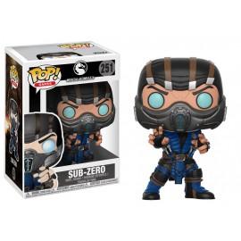 Figurine Mortal Kombat X - Sub-Zero Pop 10cm