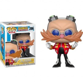 Figurine Sonic The Hedgehog - Dr. Eggman Pop 10cm