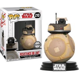 Figurine Star Wars episode 8 - Resistance BB Unit Exclusive Pop 10cm