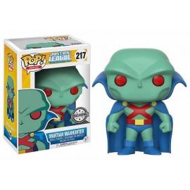 Figurine DC Comics - JL Animated - Martian Manhunter Exclusive Pop 10cm