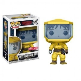 Figurine Stranger Things - Joyce Biohazard Suit Exclusive Pop 10 cm