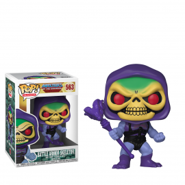 Figurine Master of the Universe - Battle Armor Skeletor Pop 10cm