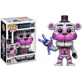 Figurine Five Nights at Freddy's Sister Location - Funtime Freddy Exclusive Pop 10cm