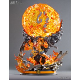 Statue One Piece - Portgas D.Ace HQS by Tsume