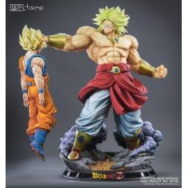 Statue Dragon Ball Z - Broly Le super Saiyan Légendaire HQS+ by Tsume