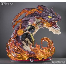 Statue Fairy Tail - Natsu Dragon Slayer HQS+ by Tsume
