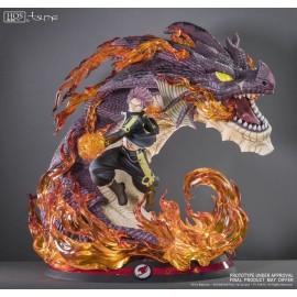 Statue Fairy Tail - Natsu Dragon Slayer HQS+ by Tsume