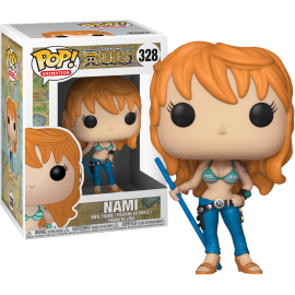 Figurine One Piece - Nami Pop 10cm