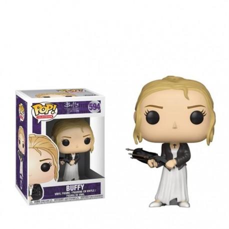Figurine Buffy The Vampire Slayer 25th - Buffy 10cm