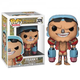 Figurine One Piece - Franky Pop 10cm