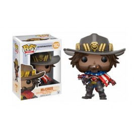 Figurine Overwatch - USA McCree Exclusive Pop 10cm