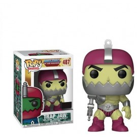 Figurine Master of the Universe - Trap Jaw Metallic Exclusive Pop 10cm