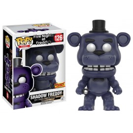 Figurine Five Nights at Freddy's - Shadow Freddy Exclusive Pop 10cm