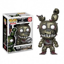 Figurine Five Nights at Freddy's - Dark Springtrap Exclusive Pop 10cm