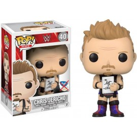 Figurine WWE - Chris Jericho 2 Exclusive Pop 10 cm