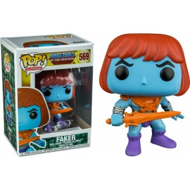Figurine Master of the Universe - Faker Exclusive Pop 10cm