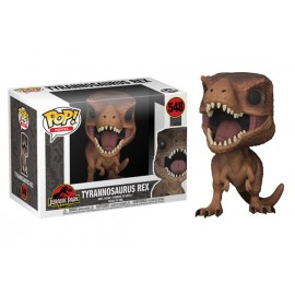 Figurine Jurassic Park - Tyrannosaurus Rex Pop 10cm