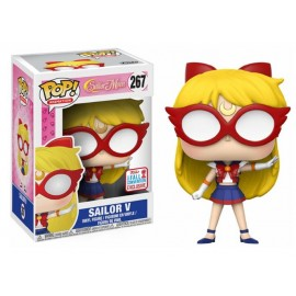 Figurine Sailor Moon - Sailor V Fall Convention 2017 Exclusive Pop 10cm