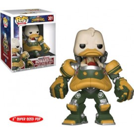 Figurine Marvel Contest of Champions - Howard the Duck Oversized Pop 15cm