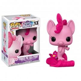 Figurine My Little Pony - MLP Movie Pinkie Pie Sea Pony Pop 10cm