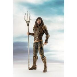 Figurine DC Comics - Justice League Aquaman ARTFX+ 1/10 19cm