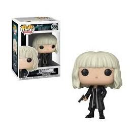 Figurine Atomic Blonde - Lorraine Outfit Pop 10cm