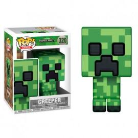 Figurine Minecraft - Creeper Pop 10cm