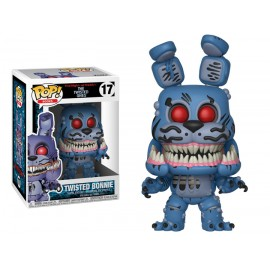 Figurine Five Nights at Freddy's - Twisted Bonnie Pop 10cm