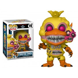 Figurine Five Nights at Freddy's - Twisted Chica Pop 10cm