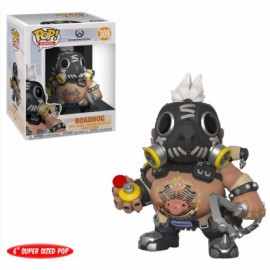 Figurine Overwatch - Roadhog Oversized Pop 15cm