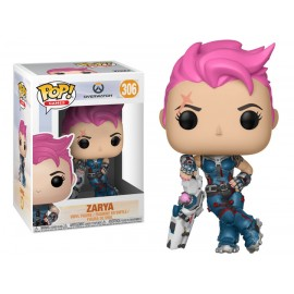 Figurine Overwatch - Zarya Pop 10cm