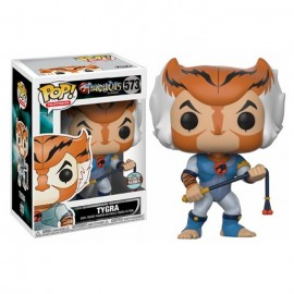 Figurine Cosmocats/Thundercats - Tygra Speciality Series Exclusive Pop 10cm
