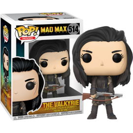 Figurine Mad Max Fury Road - The Valkyrie Pop 10cm