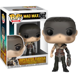 Figurine Mad Max Fury Road - Imperator Furiosa Pop 10cm