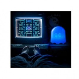Figurine - Pac Man - Lampe Multi Couleur Ghost