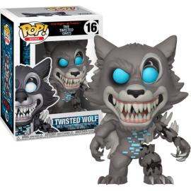 Figurine Five Nights at Freddy's - Twisted Wolf Pop 10cm