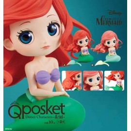 Figurine Q Posket Disney - The Little Mermaid Special Coloring Vol.2 14cm