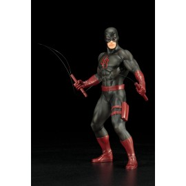 Figurine Marvel's The Defenders - Daredevil Black Suit ARTFX+ 1/10 19 cm