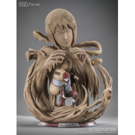 """Statue Naruto Shippuden - Gaara """" A father's hope, a mother's love"""" HQS by Tsume"""