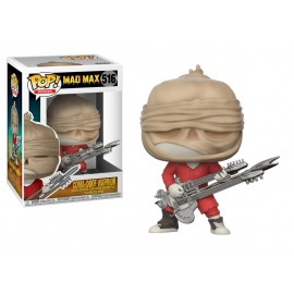 Figurine Mad Max Fury Road - Coma-Doof Warrior Pop 10cm