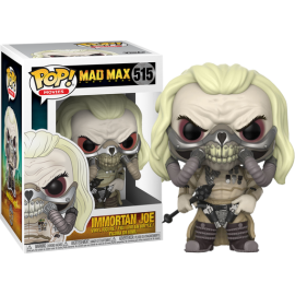 Figurine Mad Max Fury Road - Immortan Joe Pop 10cm